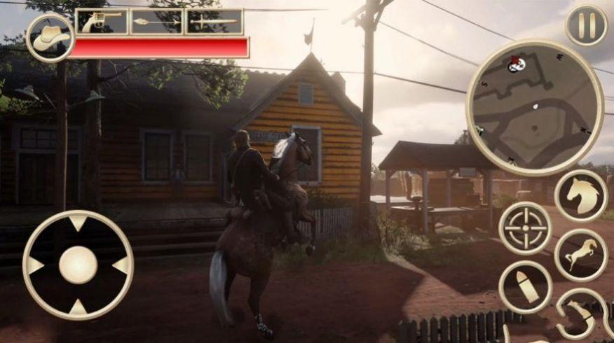 西部悬赏令游戏官方最新版图片1